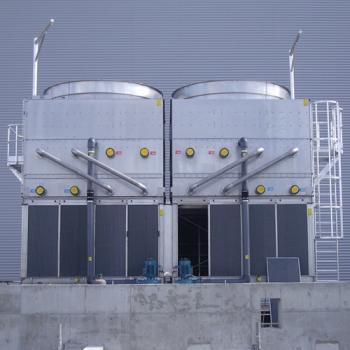 Rénovation  tours aéroréfrigérantes