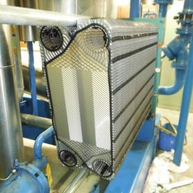 Entretien échangeurs thermiques