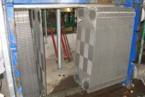 Chantier rénovation Système DRY