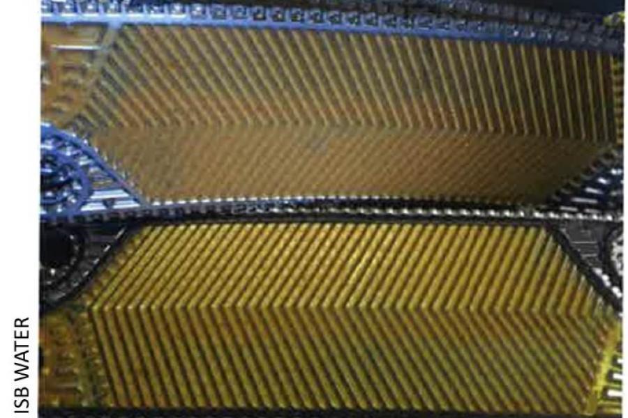 Maintenance  et rénovation des echangeurs à plaques  de toutes marques